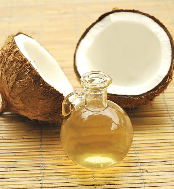 Coconut oil is great for oil pulling!